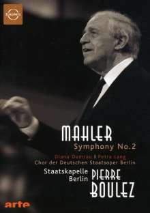 Gustav Mahler (1860-1911): Symphonie Nr.2, DVD