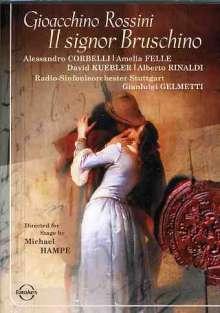 Gioacchino Rossini (1792-1868): Il Signor Bruschino, DVD