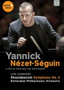 Yannick Nezet-Seguin (Dokumentation & Live-Konzert), 2 DVDs