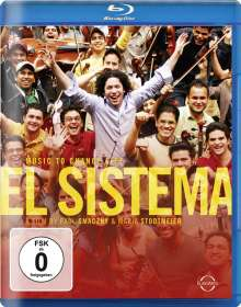 El Sistema - Music to change Life (Blu-ray), Blu-ray Disc