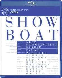 Jerome Kern (1885-1945): Showboat, Blu-ray Disc