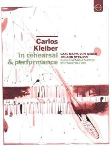Carlos Kleiber bei der Probe & in Concert, DVD
