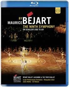 Ludwig van Beethoven (1770-1827): Symphonie Nr.9 (Ballettversion von Maurice Bejart), Blu-ray Disc