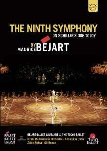 Ludwig van Beethoven (1770-1827): Symphonie Nr.9 (Ballettversion von Maurice Bejart), DVD