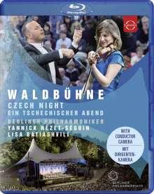 Berliner Philharmoniker - Waldbühnenkonzert 2016, Blu-ray Disc