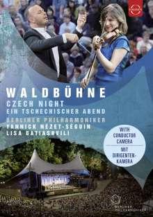 Berliner Philharmoniker - Waldbühnenkonzert 2016, DVD