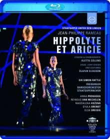 Jean Philippe Rameau (1683-1764): Hippolyte et Aricie, Blu-ray Disc