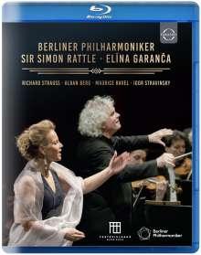 Berliner Philharmoniker - Osterfestspiele in Baden-Baden 2018, Blu-ray Disc