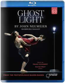 Hamburg Ballett:Ghost Light, Blu-ray Disc