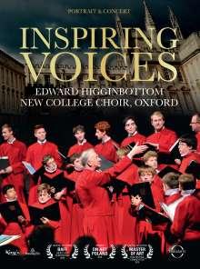 New College Choir Oxford - Inspiring Voices, 2 DVDs und 2 CDs