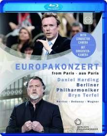 Berliner Philharmoniker - Europakonzert 2019 (Musee d'Orsay Paris), Blu-ray Disc