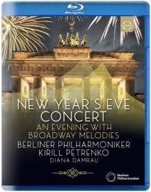 Silvesterkonzert in Berlin 31.12.2019, Blu-ray Disc
