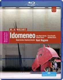 Wolfgang Amadeus Mozart (1756-1791): Idomeneo, Blu-ray Disc