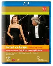 Herbert von Karajan Memorial Concert, Blu-ray Disc