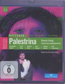Hans Pfitzner (1869-1949): Palestrina, Blu-ray Disc