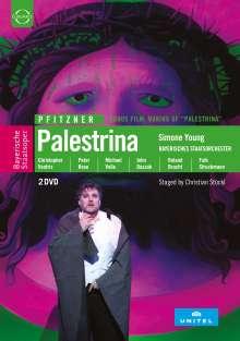 Hans Pfitzner (1869-1949): Palestrina, 2 DVDs