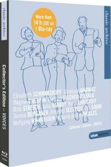 Classic Archive Edition Vol.5 - Voices, Blu-ray Disc