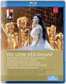 Richard Strauss (1864-1949): Die Liebe der Danae, Blu-ray Disc