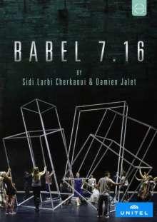 Eastman Company: Babel 7.16, DVD
