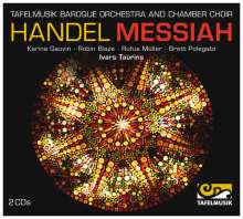Georg Friedrich Händel (1685-1759): Der Messias, 2 CDs