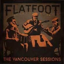 Flatfoot 56: The Vancouver Sessions, CD