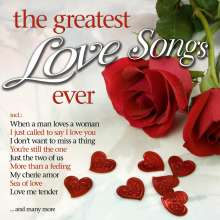 Various Artists: Greatest Love Songs Ever, The, 2 CDs