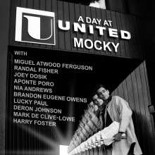 Mocky: A Day At United, CD