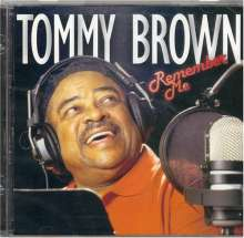 Tommy Brown: Remember Me, CD