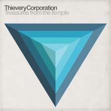 Thievery Corporation: Treasures From The Temple, 2 LPs