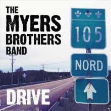 Myers Brothers Band: Drive, CD