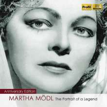 Martha Mödl - The Portrait of a Legend, 2 CDs