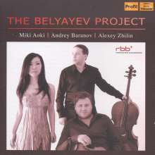 The Belyayev Project, CD