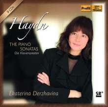 Joseph Haydn (1732-1809): Sämtliche Klaviersonaten, 9 CDs