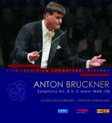 Anton Bruckner (1824-1896): Symphonie Nr.8, 2 LPs