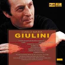 Carlo Maria Giulini dirigiert, 6 CDs