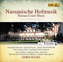 Nassauische Hofmusik, CD