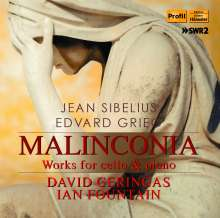 David Geringas - Malinconia, CD