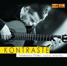 Friedemann Wuttke - Kontraste, CD