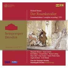 Richard Strauss (1864-1949): Der Rosenkavalier, 4 CDs