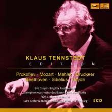 Klaus Tennstedt Edition, 8 CDs