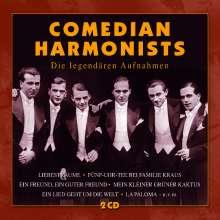 Comedian Harmonists - Legendary Recordings, 2 CDs