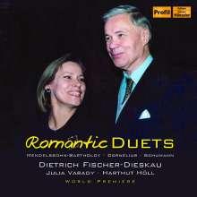 Dietrich Fischer-Dieskau & Julia Varady - Romantic Duets, CD