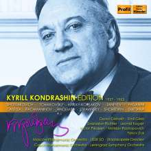 Kirill Kondrashin Edition, 13 CDs
