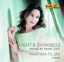 Franz Liszt (1811-1886): Klavierwerke - Light and Darkness, CD