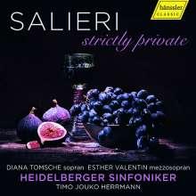 Antonio Salieri (1750-1825): Kantaten, CD