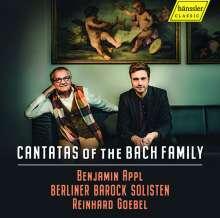Kantaten der Bach-Familie, CD