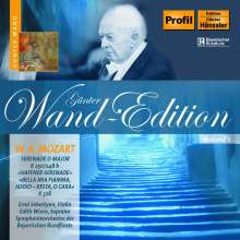 Günter Wand Edition Vol.1, CD