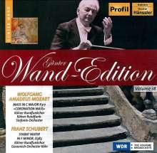 Günter Wand Edition Vol.18, CD