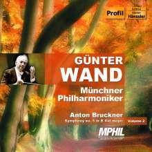 Günter Wand dirigiert die Münchner Philharmoniker Vol.2, CD