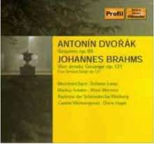 Antonin Dvorak (1841-1904): Requiem op.89, 2 CDs